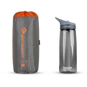 Sea to Summit Ether Light XT Tappetino ad aria isolante normale, smoke